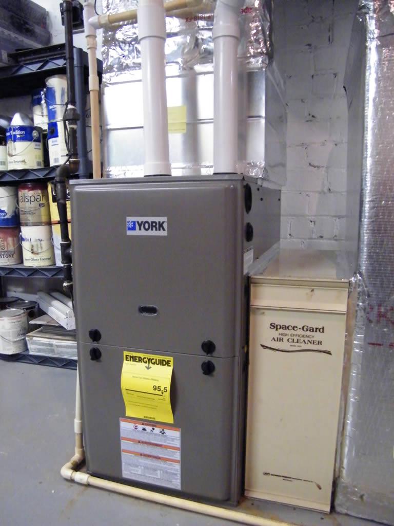 New York HVAC system