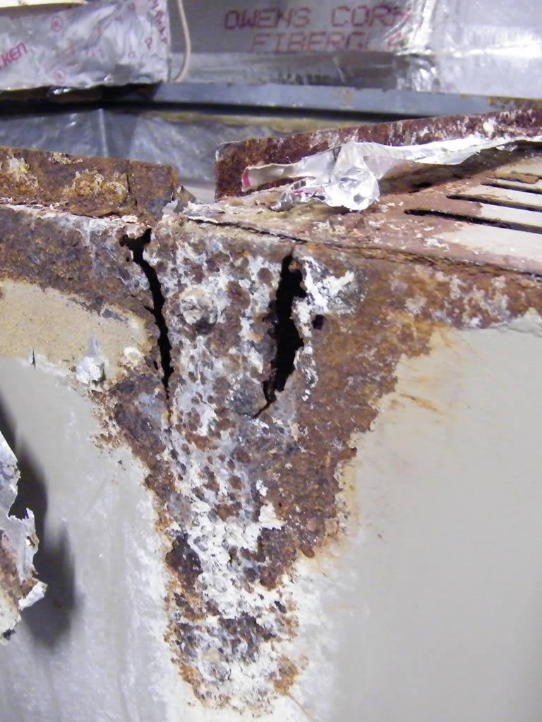 Rusty Furnace