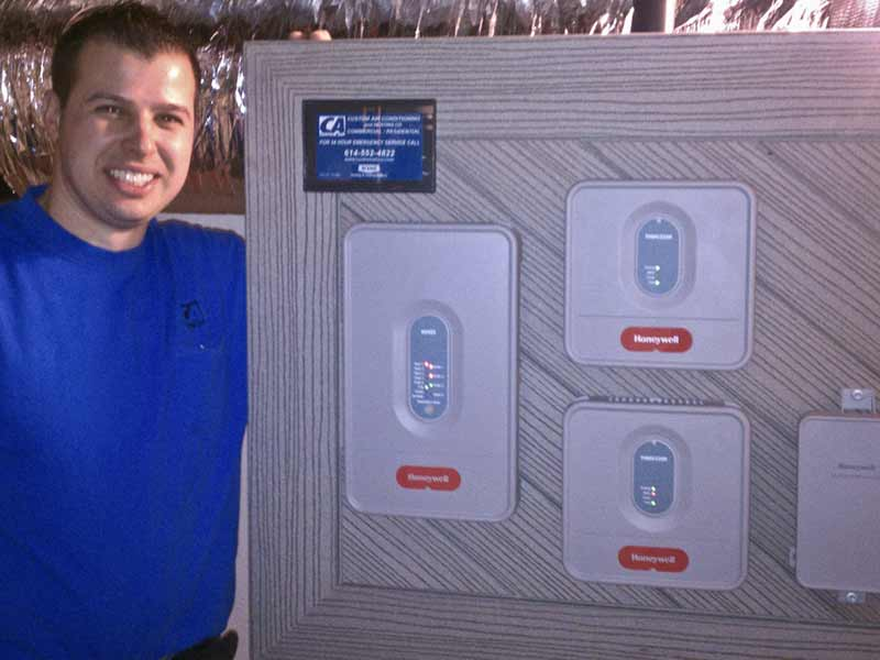 Honeywell RedLINK Wireless Installation