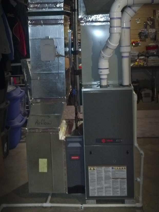 trane furnace and ac. before: furnace after gahanna home trane and ac