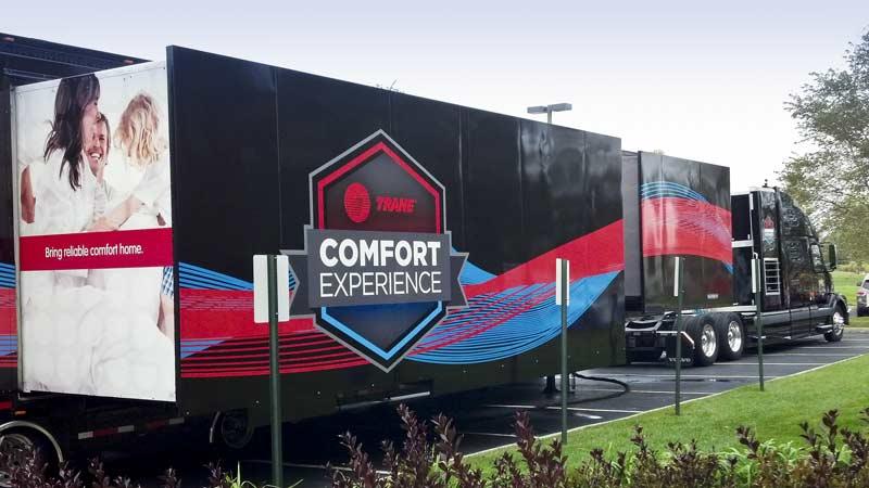 Trane Dealer Comfort Experience 2