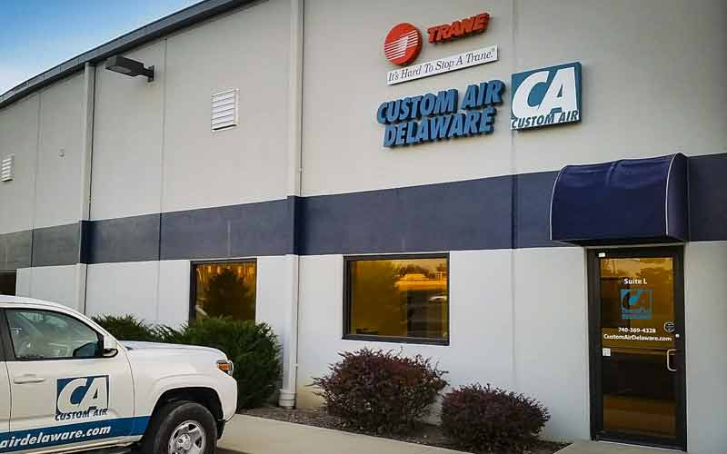 Custom Air Heating & Cooling Delaware, Ohio
