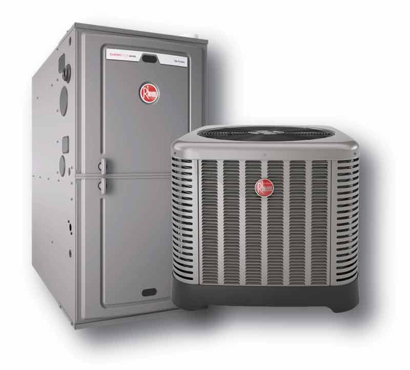 Rheem Air Conditioner & Heat Pump