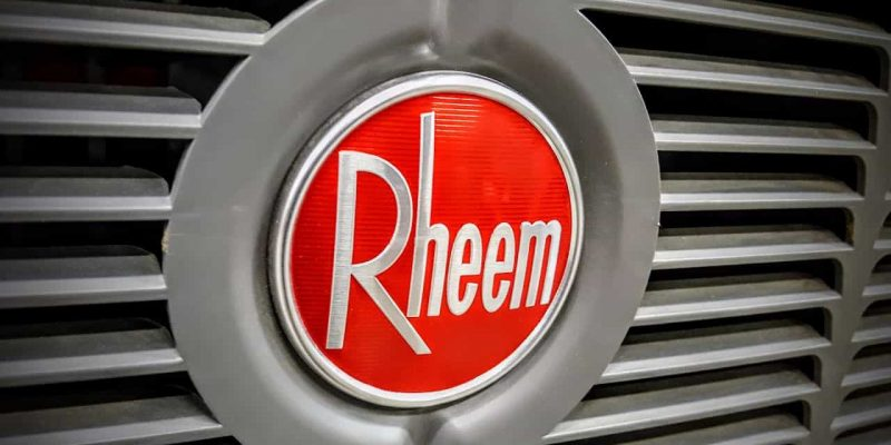 Rheem Fall 2018 Cash Back Offer
