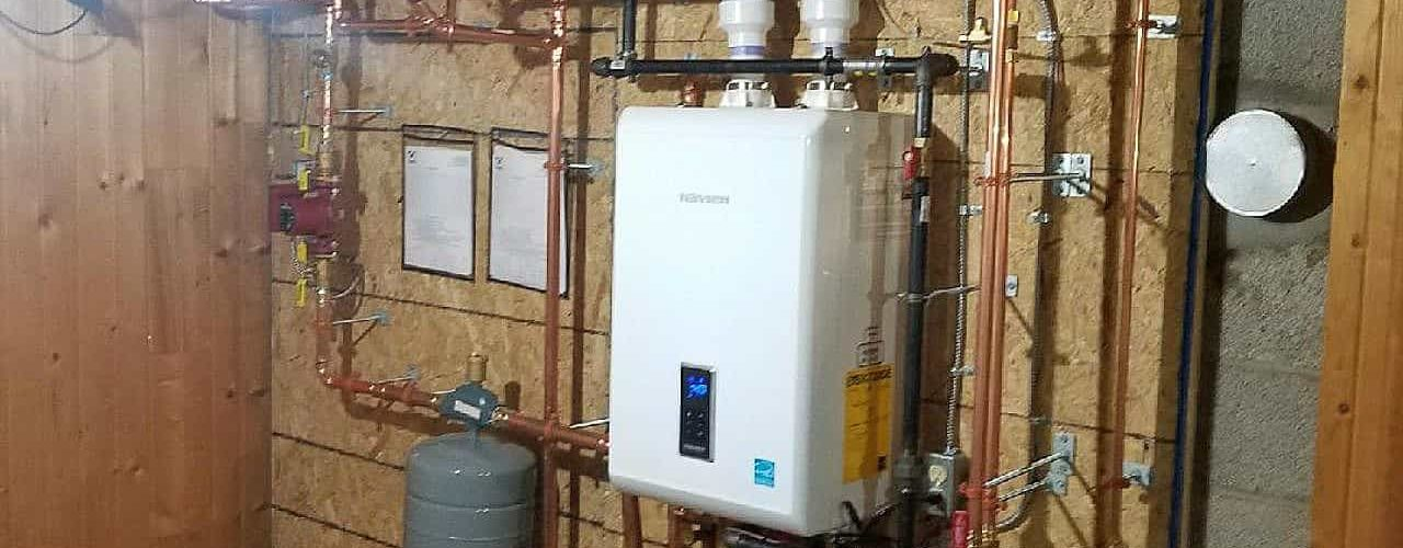 Navien Tankless Gas Water Heater
