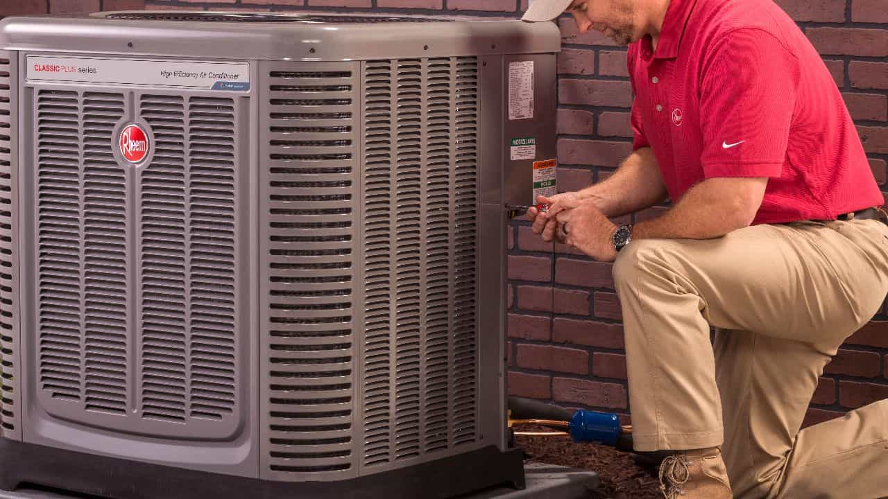 Rheem air conditioning Installer Columbus Rheem Dealer