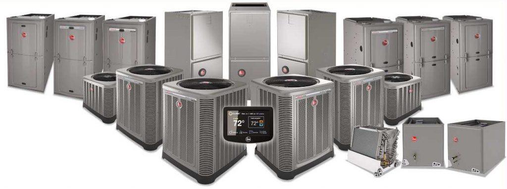 Rheem Air Conditioner & HVAC Financing Offer