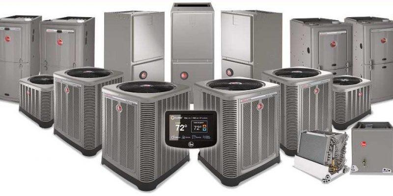 Rheem HVAC Financing Offer