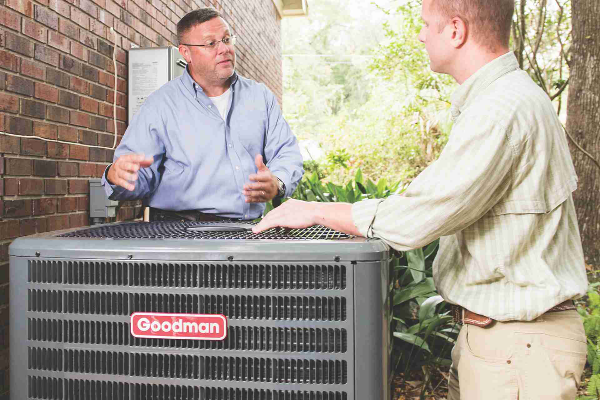 Goodman Furnace Amp Ac Installation Service Amp Maintenance