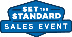 American Standard Sales Event Logo