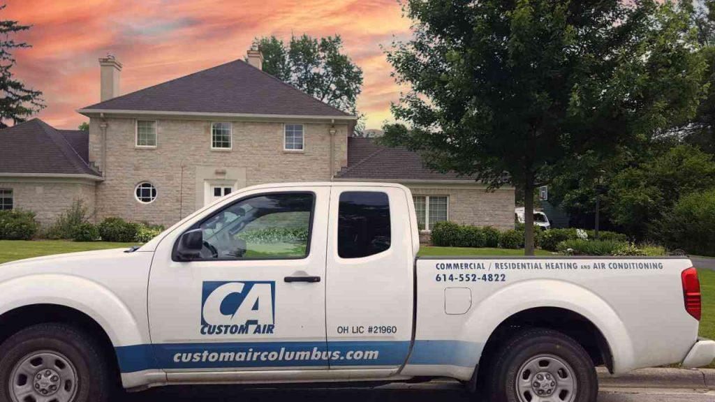 Custom Air Truck Onandaga Drive Upper Arlington 43221